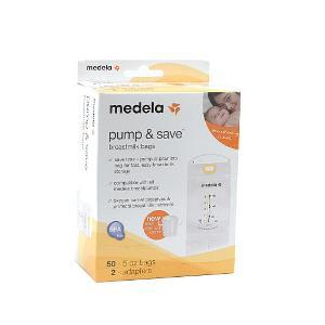 medela breast milk bag